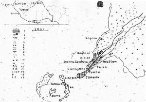 carte coloniale